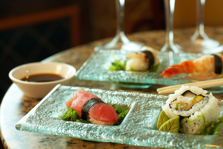 Specialty Dining at Kai Sushi