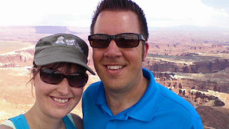 Renee Roodvoets and Rich Hammond's Honeymoon Registry