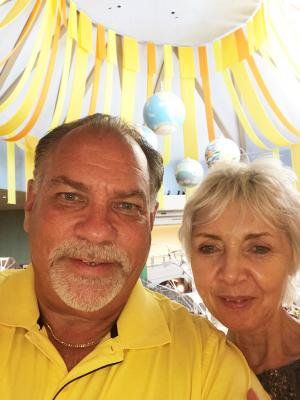 David Vancelette and Rita Connally's Honeymoon Registry